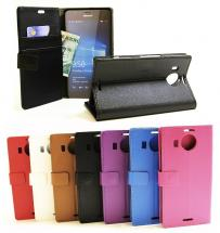 billigamobilskydd.se Jalusta Lompakkokotelo Microsoft Lumia 950 XL
