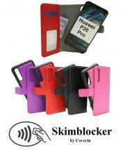 billigamobilskydd.se Skimblocker Magneettikotelo Huawei P20 Pro