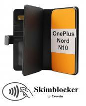 CoverIn Skimblocker XL Wallet OnePlus Nord N10