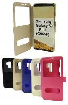 billigamobilskydd.se Flipcase Samsung Galaxy S9 Plus (G965F)
