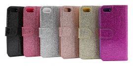 billigamobilskydd.se Standcase Glitter Wallet iPhone 7 Plus / 8 Plus
