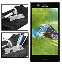 billigamobilskydd.se Full Frame Karkaistusta Lasista Sony Xperia XZ1 Compact (G8441)