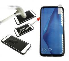 billigamobilskydd.se Full Frame Karkaistusta Lasista Huawei P40 Lite