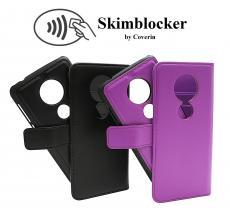 billigamobilskydd.se Skimblocker Magneettilompakko Motorola Moto E5 / Moto E (5th gen)
