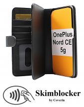 CoverIn Skimblocker XL Wallet OnePlus Nord CE 5G