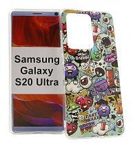 billigamobilskydd.se TPU-Designkotelo Samsung Galaxy S20 Ultra (G988B)