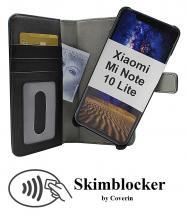 CoverIn Skimblocker Magneettikotelo Xiaomi Mi Note 10 Lite