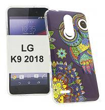 billigamobilskydd.se TPU-Designkotelo LG K9 2018 (LMX210)