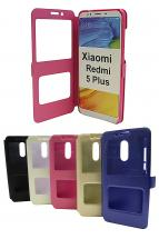 billigamobilskydd.se Flipcase Xiaomi Redmi 5 Plus