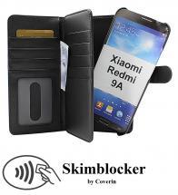 CoverIn Skimblocker XL Magnet Wallet Xiaomi Redmi 9A