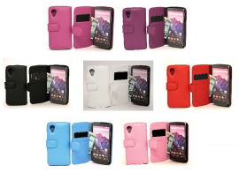 CoverIn Lompakkokotelot Google Nexus 5 (E980/D821)