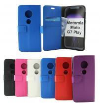 billigamobilskydd.se Jalusta Lompakkokotelo Motorola Moto G7 Play