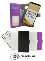 billigamobilskydd.se Skimblocker Magneettikotelo Samsung Galaxy S10+ (G975F)