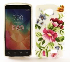 billigamobilskydd.se TPU Designcover LG F60 (D390)