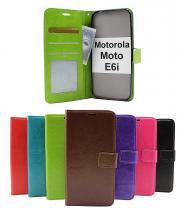 billigamobilskydd.se Crazy Horse Lompakko Motorola Moto E6i