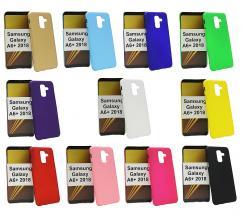 billigamobilskydd.se Hardcase Kotelo Samsung Galaxy A6 Plus 2018 (A605FN/DS)