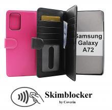 CoverIn Skimblocker XL Wallet Samsung Galaxy A72 (A725F/DS)
