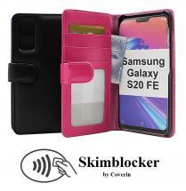 CoverIn Skimblocker Lompakkokotelot Samsung Galaxy S20 FE (G780F)