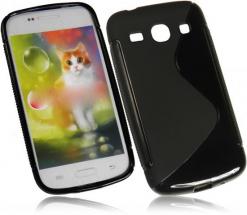 billigamobilskydd.se S-Line TPU-muovikotelo Samsung Galaxy Core Plus (G3500)