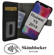 billigamobilskydd.se Skimblocker Magneettilompakko Huawei Y5 2019