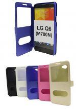billigamobilskydd.se Flipcase LG Q6 (M700N)