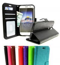 billigamobilskydd.se Crazy Horse Lompakko Lenovo Motorola Moto G4 / G4 Plus