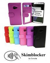 billigamobilskydd.se Skimblocker Lompakkokotelot Samsung Galaxy Xcover 4 (G390F)