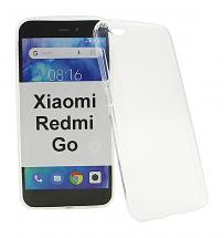 billigamobilskydd.se Ultra Thin TPU Kotelo Xiaomi Redmi Go