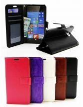 billigamobilskydd.se Crazy Horse Lompakko Microsoft Lumia 650