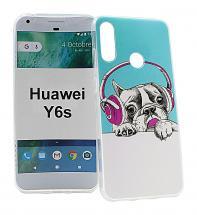 billigamobilskydd.se TPU-Designkotelo Huawei Y6s