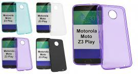 billigamobilskydd.se TPU-suojakuoret Motorola Moto Z3 Play
