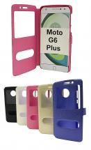 billigamobilskydd.se Flipcase Motorola Moto G6 Plus