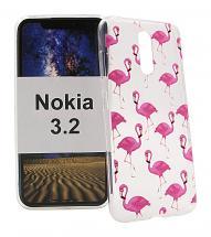 billigamobilskydd.se TPU-Designkotelo Nokia 3.2