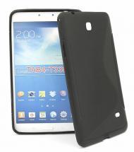 "billigamobilskydd.se S-Line TPU-muovikotelo Samsung Galaxy Tab 4 8,0"" (T330) (T335)"