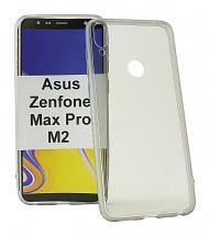 billigamobilskydd.se Ultra Thin TPU Kotelo Asus Zenfone Max Pro M2 (ZB631KL)