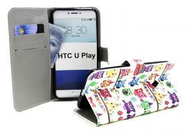 billigamobilskydd.se Kuviolompakko HTC U Play