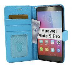 billigamobilskydd.se New Jalusta Lompakkokotelo Huawei Mate 9 Pro (LON-L29)