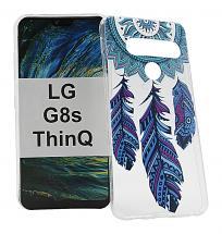 billigamobilskydd.se TPU-Designkotelo LG G8s ThinQ (LMG810)