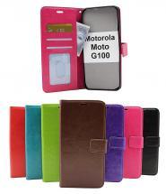 billigamobilskydd.se Crazy Horse Lompakko Motorola Moto G100