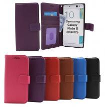 billigamobilskydd.se New Jalusta Lompakkokotelo Samsung Galaxy Note 9 (N960F/DS)
