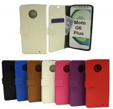 billigamobilskydd.se Jalusta Lompakkokotelo Motorola Moto G6 Plus