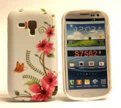 billigamobilskydd.se TPU Designcover Samsung Galaxy Trend (S7560 & S7580)