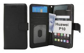 billigamobilskydd.se New Jalusta Lompakkokotelo Huawei P10 (VTR-L09 / VTR-L29)
