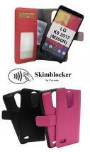 billigamobilskydd.se Skimblocker Magneettikotelo LG K8 2017 (M200N)