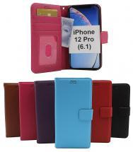 billigamobilskydd.se New Jalusta Lompakkokotelo iPhone 12 Pro (6.1)