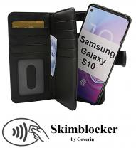 CoverIn Skimblocker XL Magnet Wallet Samsung Galaxy S10 (G973F)