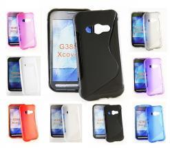 billigamobilskydd.se S-Line TPU-muovikotelo Samsung Galaxy Xcover 3 (SM-G388F)