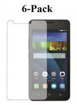 billigamobilskydd.se Kuuden kappaleen näytönsuojakalvopakett Huawei Y625