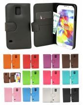 billigamobilskydd.se Lompakkokotelot Samsung Galaxy S5 / S5 Neo (G900F / G903F)