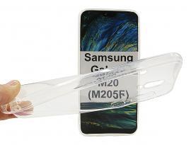 billigamobilskydd.se Ultra Thin TPU Kotelo Samsung Galaxy M20 (M205F)